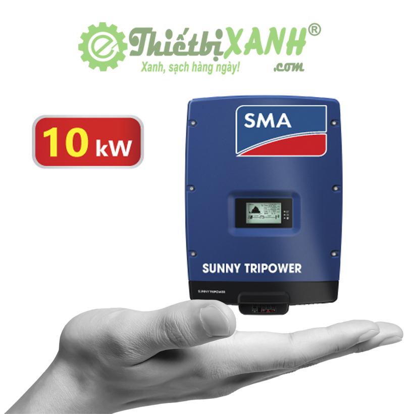 Inverter hòa lưới SMA STP 10000TL Tri Power công suất 10kW 3 pha 380V